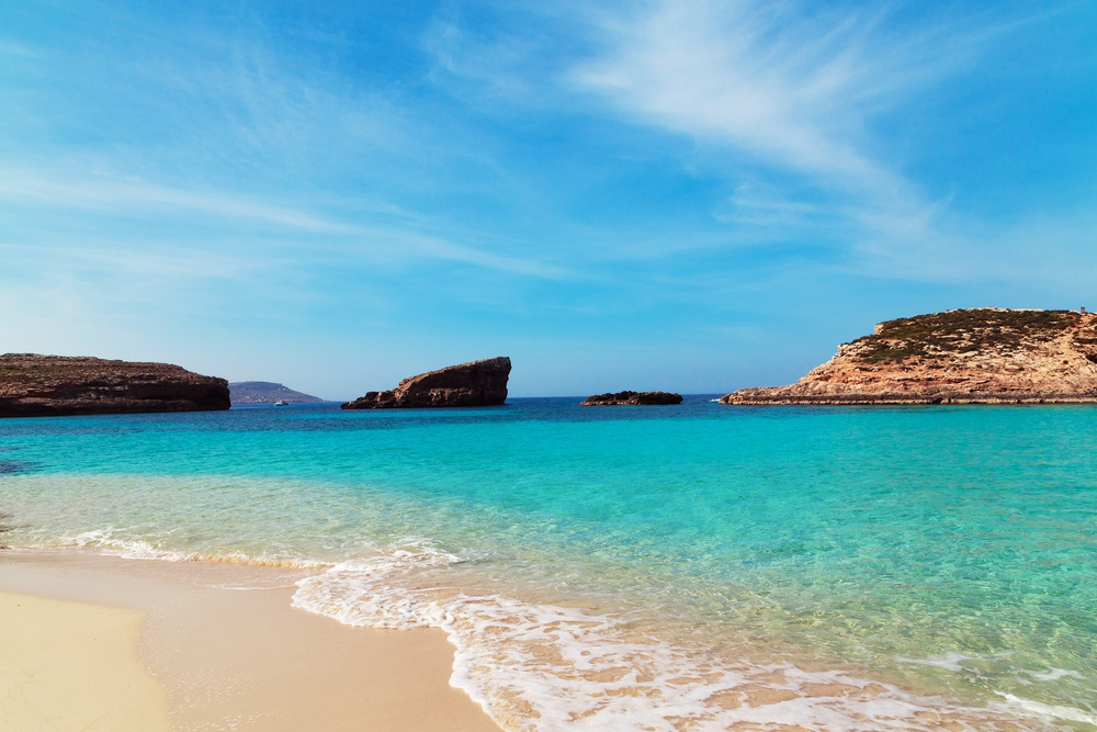 Getting Away From It All By Exploring >> Exploring Comino In A Day