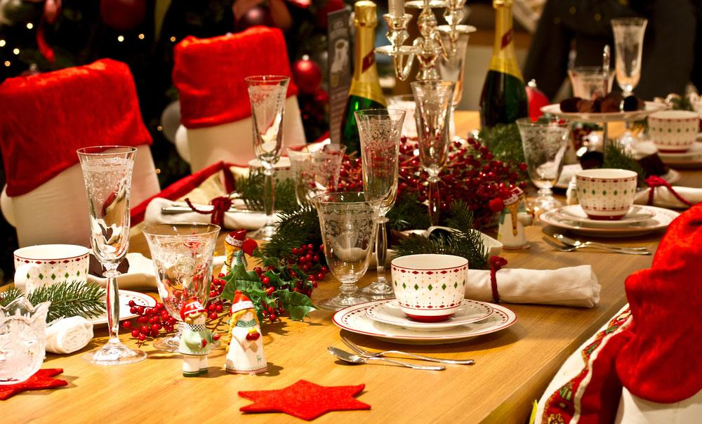 your christmas menu - Simple Christmas Menu