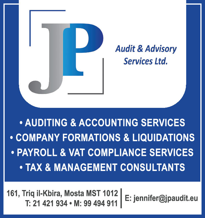JP Audit & Advisory Services Ltd - Accountants-Certified Public