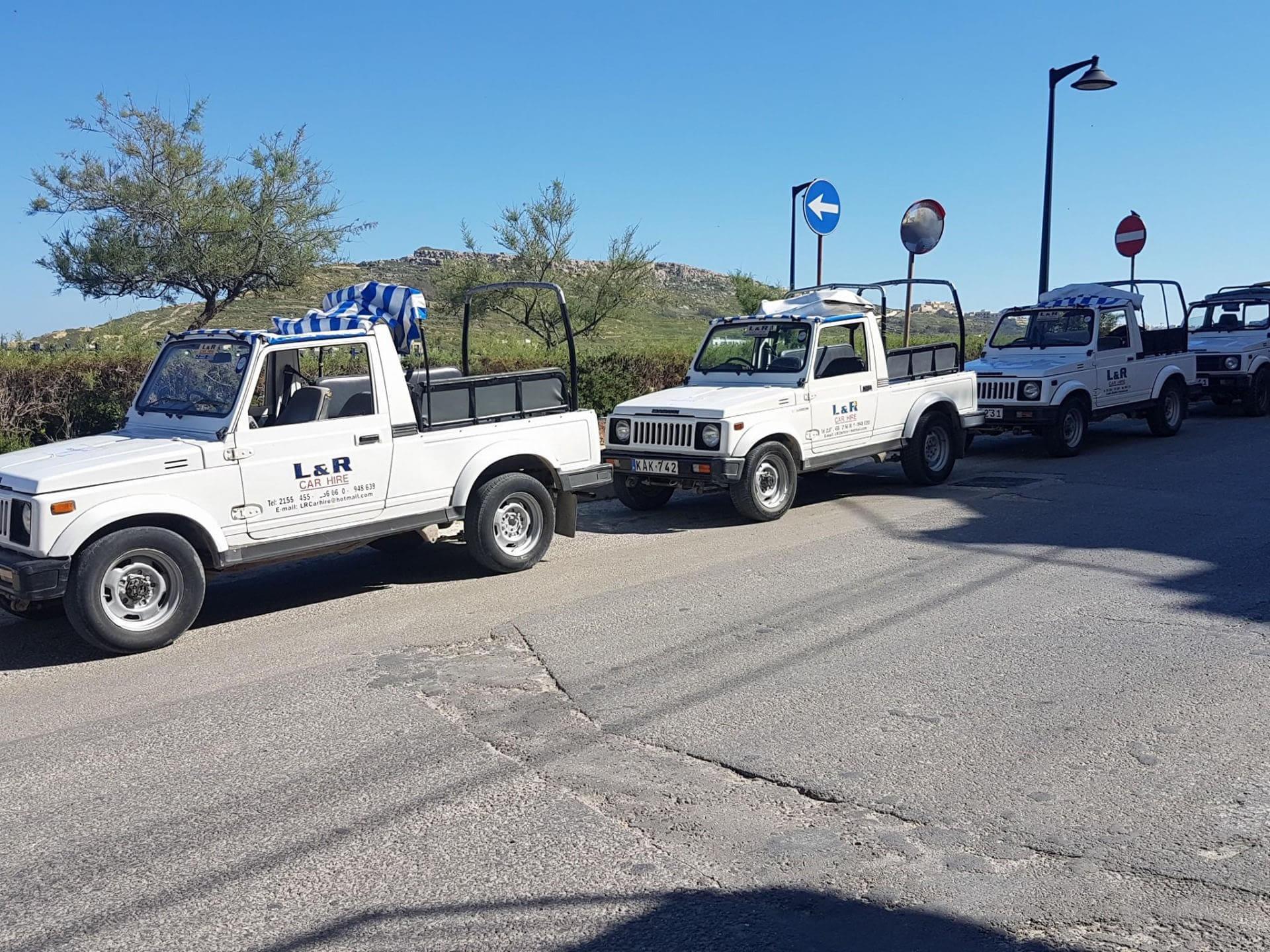 L R Car Hire Garage Car Rentals In Ghajnsielem Gozo Gozo