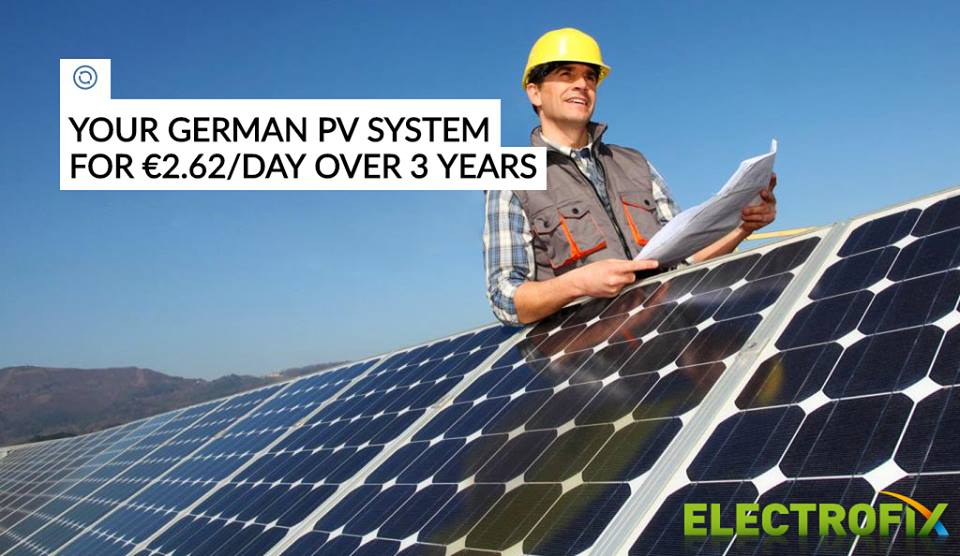 Electrofix Ltd - Photovoltaic Systems