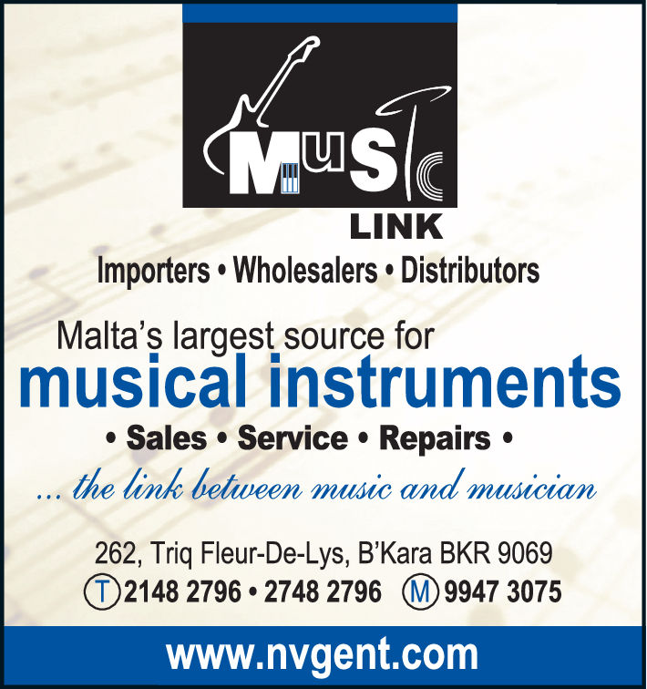 Music Link - Musical Instruments & Accessories in B'Kara