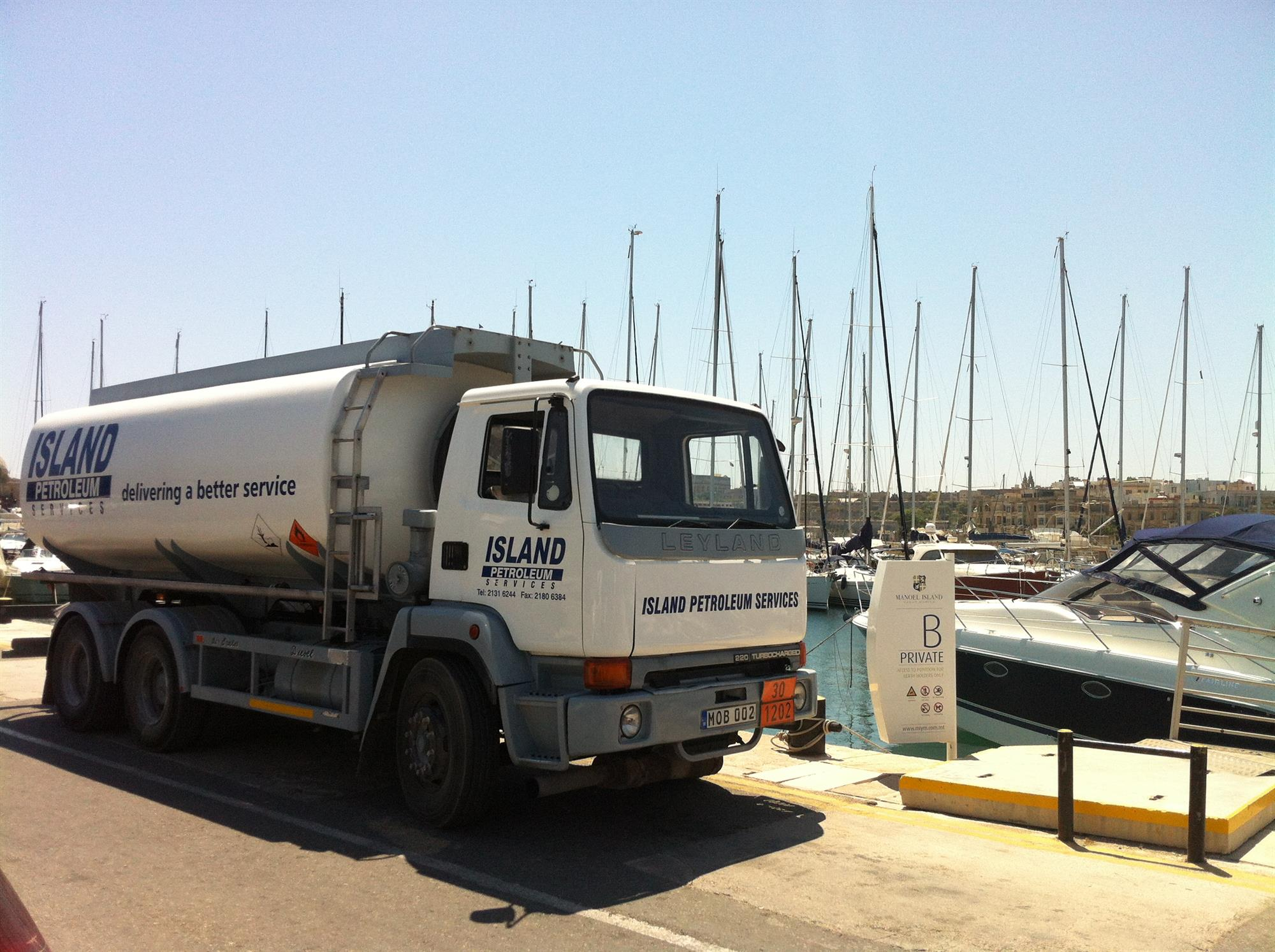 Valletta Bunkers Limited - Fuel Distributors