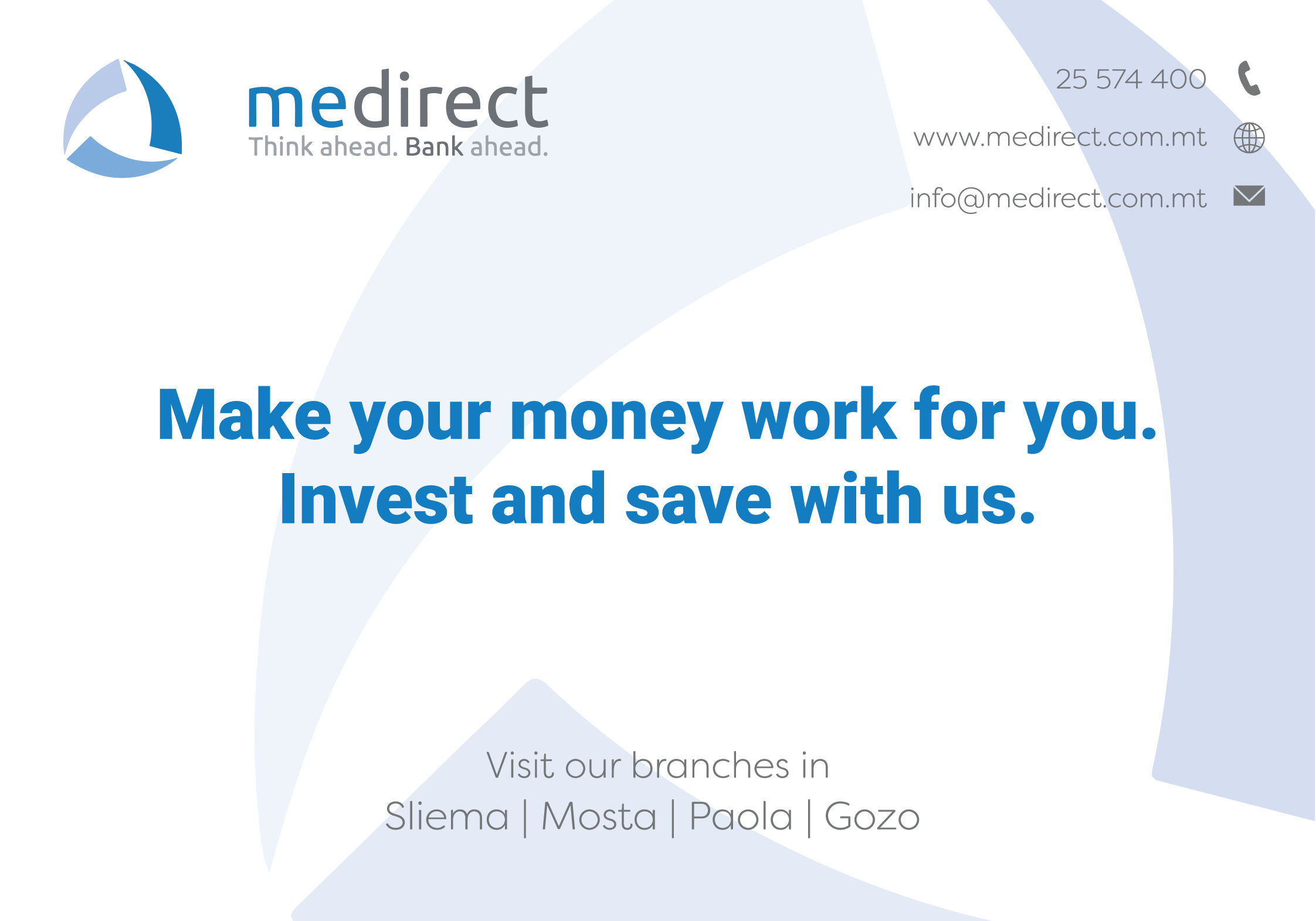 MeDirect Bank (Malta) plc - Banks