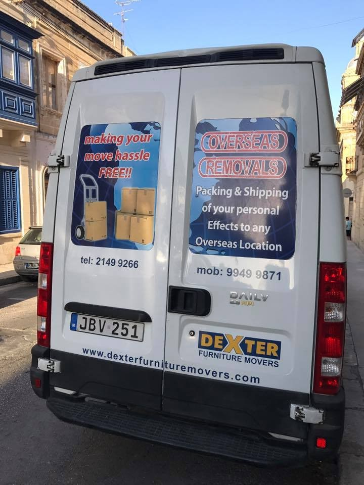 Dexter Furniture Movers & Packers - Overseas Removals