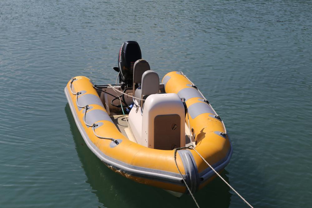 Riviera Inflatable Dinghy Repairs - Boat Repairing in M