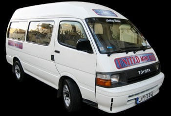 United Mini Bus Service - Mini Buses-Charter