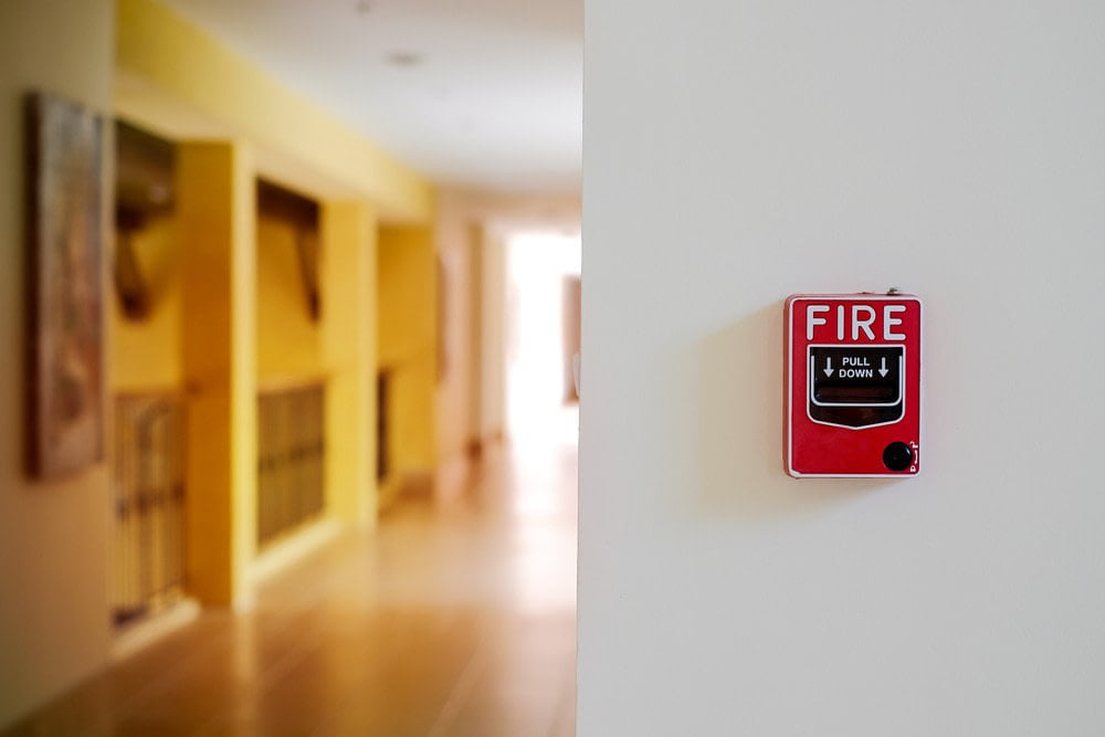 Mediterranean Protection Solutions - Fire Alarm Systems