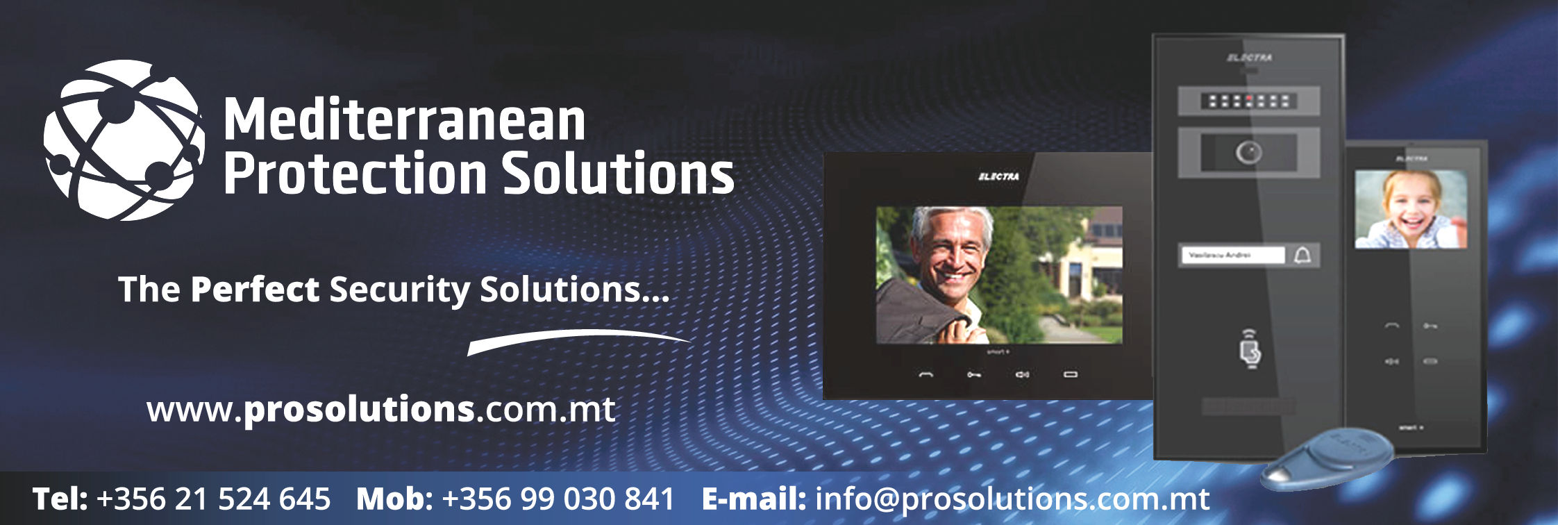 Mediterranean Protection Solutions - Hall Porters
