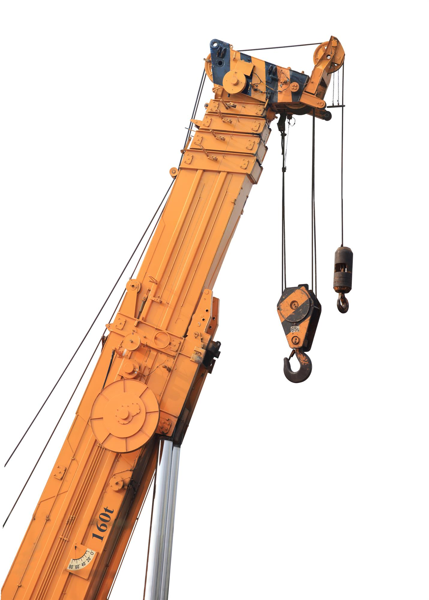 TS Machinery Hire - Crane & Hoist Hire