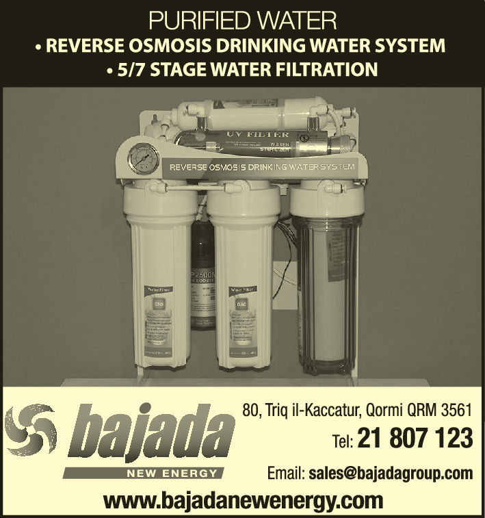 Bajada New Energy Ltd - Water Purification & Filtration Equipment