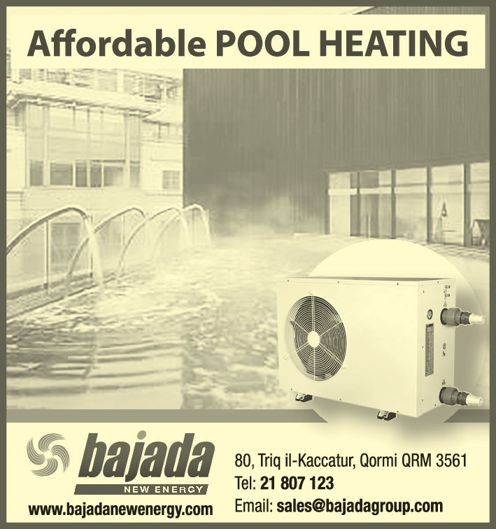 Bajada New Energy Ltd - Swimming Pool Equipment & Supplies