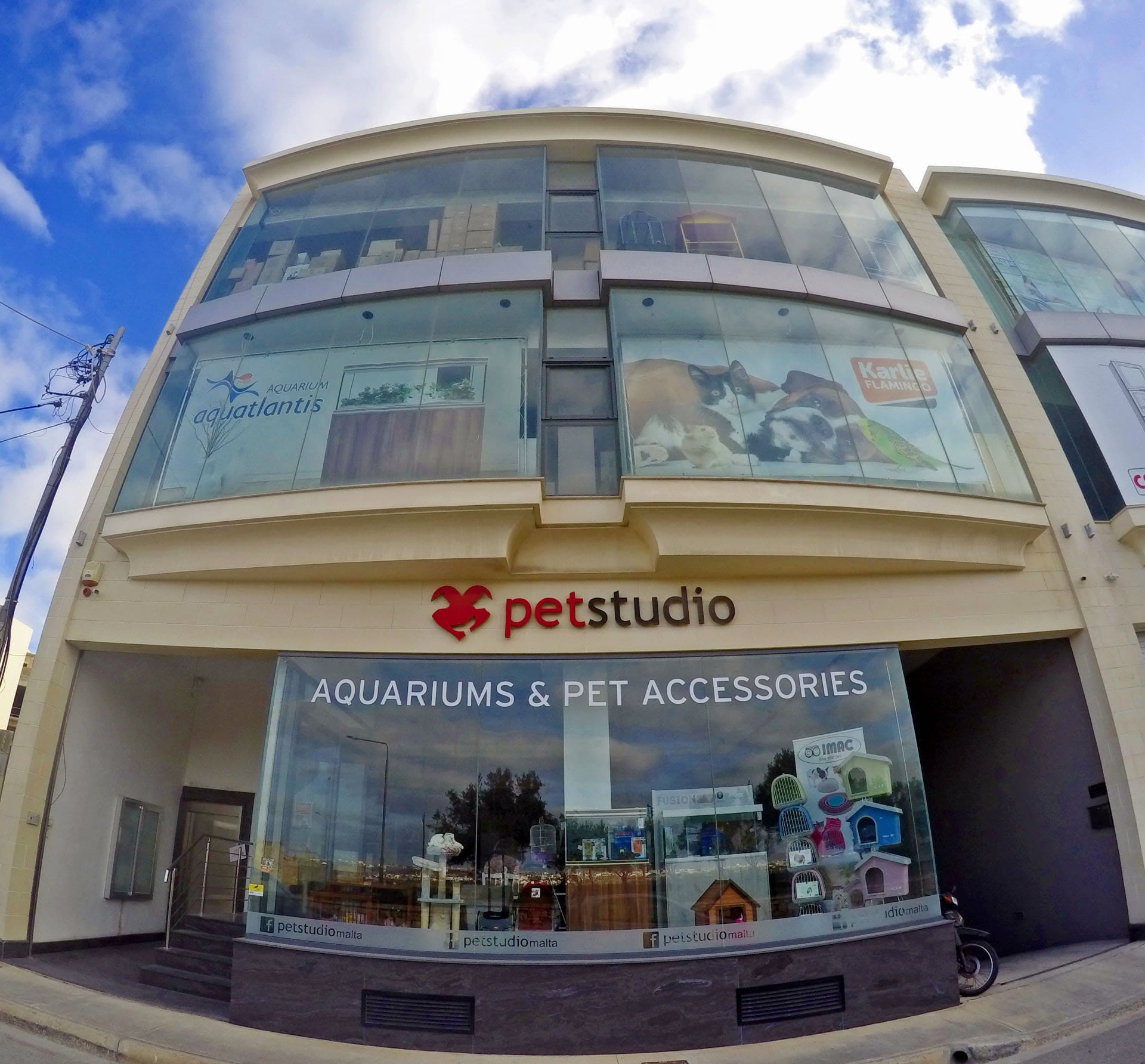 Pet Studio - Pet Shops