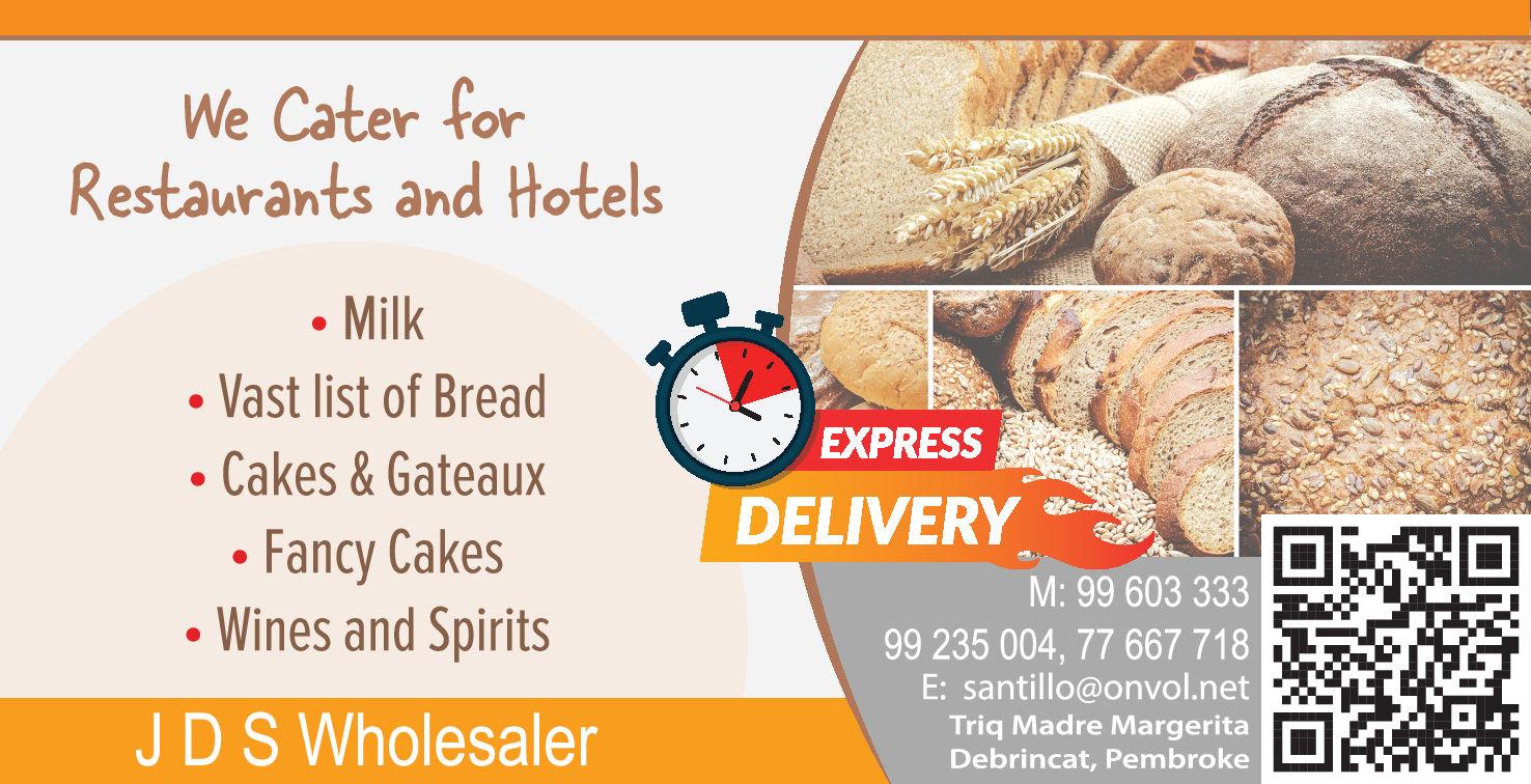 J D S Wholesaler - Food Importers, Wholesalers & Mfrs in Pembroke