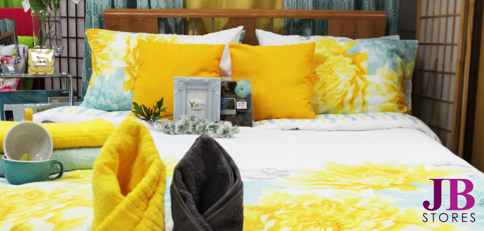 J B Stores - Bed Linen