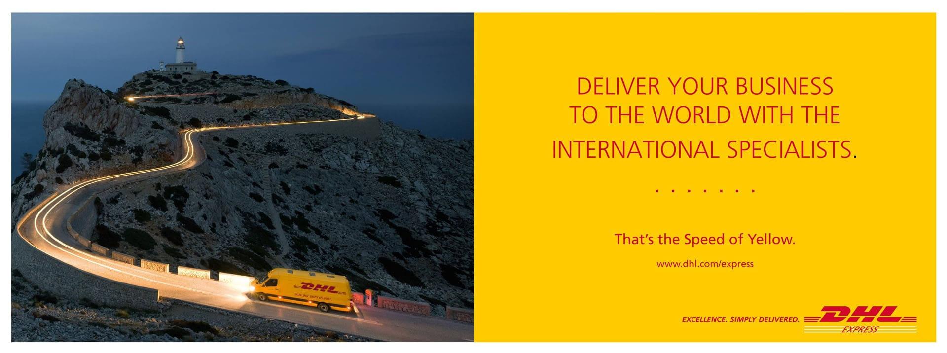DHL International Ltd - Courier Service in Luqa, Malta
