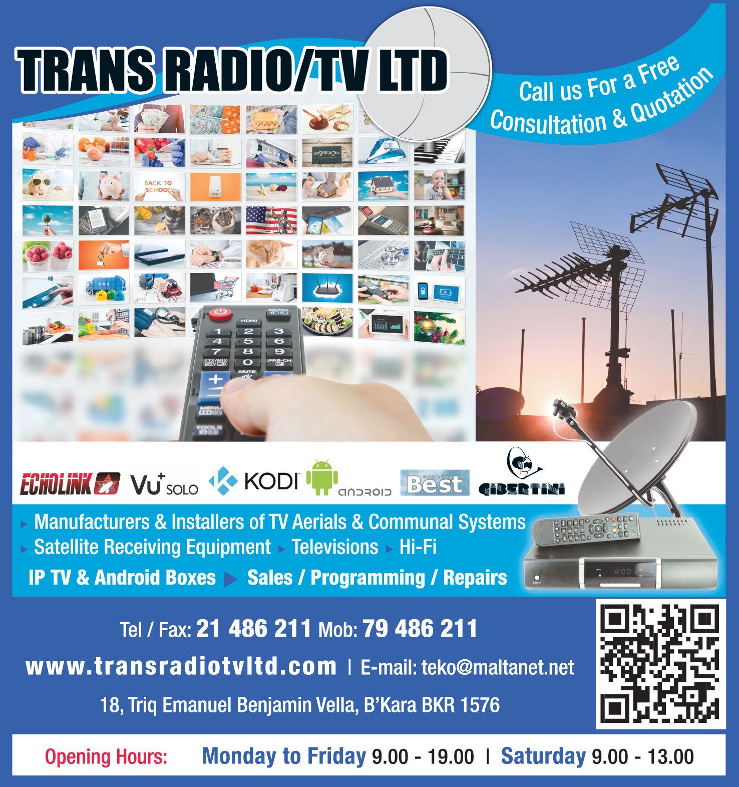 Antenna Tv 18