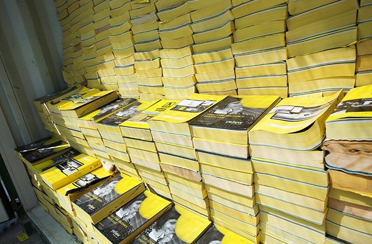 Yellow Pages Recycling
