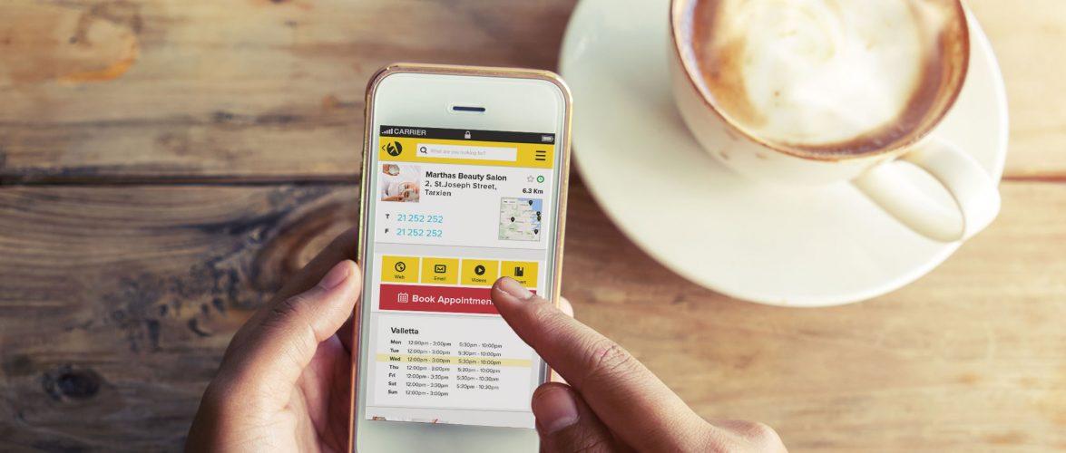 Yellow Malta App